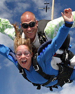 tandem skydiving atlanta deals
