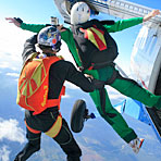Skydiver Training Program Class / Skydives