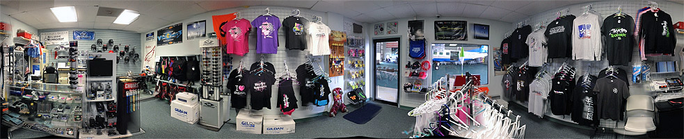 Skydive Spaceland Pro Shop