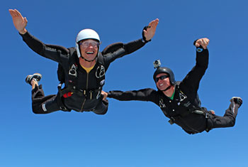 Skydive Spaceland Skydiver Training Program