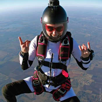 Skydiving Lift Tickets