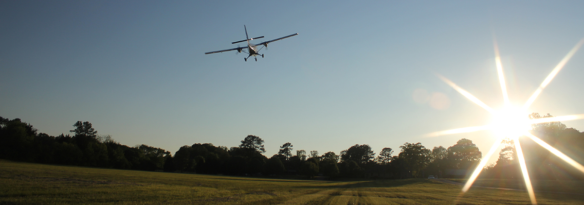 Skydive Spaceland Atlanta Twin Otter takeoff