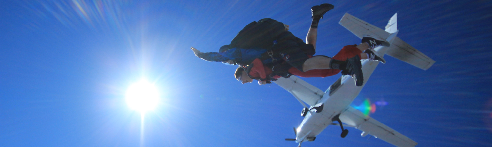 Tandem Skydiving: Common Questions - Skydive Spaceland Atlanta